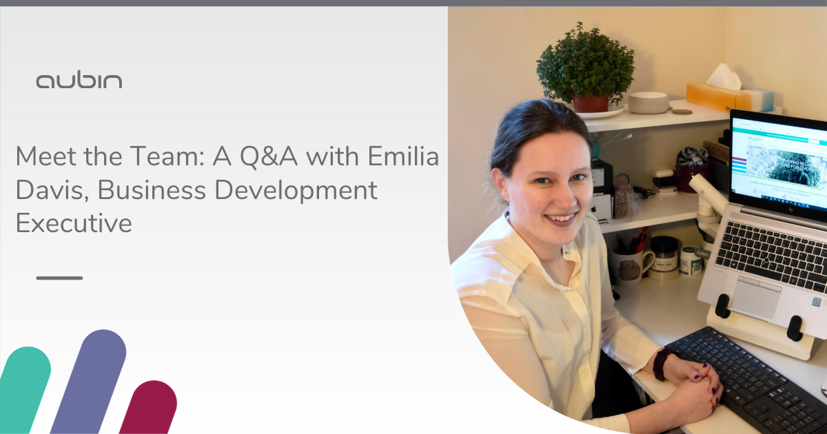 Meet the Team: A Q&A with Emilia Davis, Business Development Executive