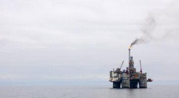 North Sea Oil Displacement