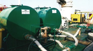 Pipeline De-oiling