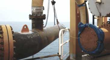 Pipeline Debris Detection