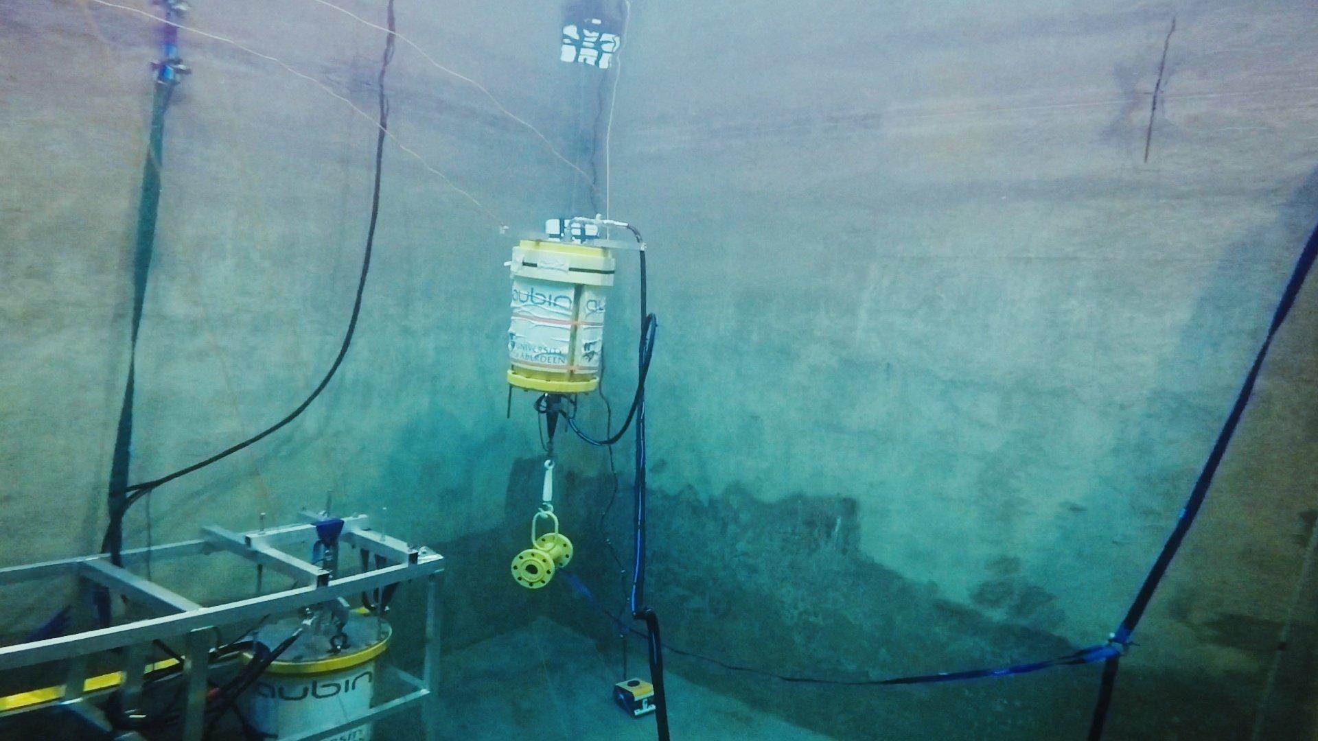 Aubin launch cost saving Underwater Lifting System