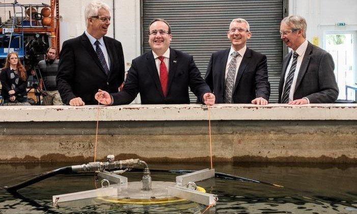 Underwater Lifting System showcased at National Decommissioning Centre of Excellence